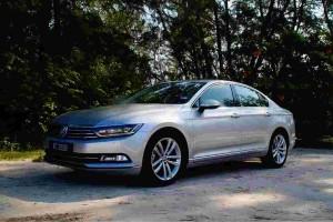 Volkswagen Passat 1.8 TSI sold out, only 2.0 TSI left
