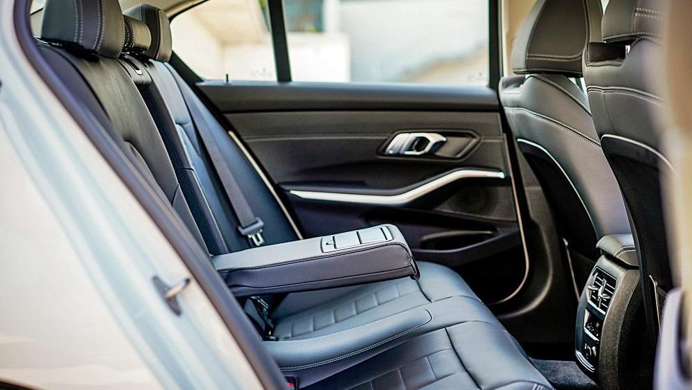 2020 BMW 3 Series 320i Sport Interior 194
