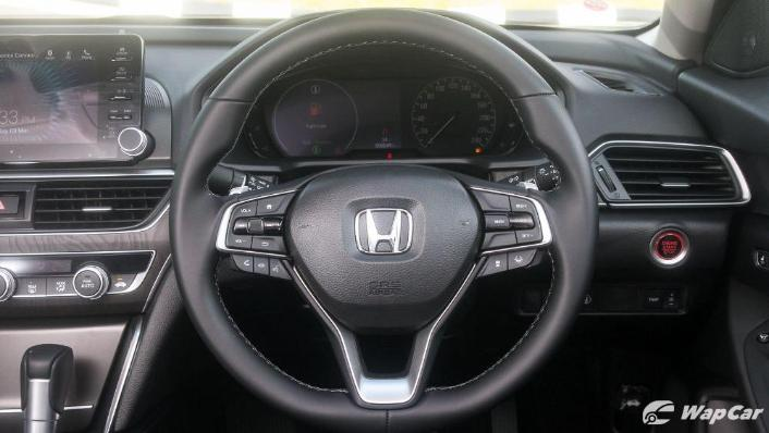 2020 Honda Accord 1.5TC Premium Interior 003