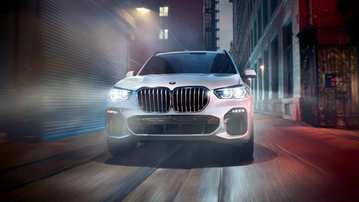 BMW X5 (2019) Exterior 001