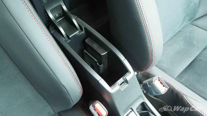 2021 Toyota Vios GR-Sport Interior 010