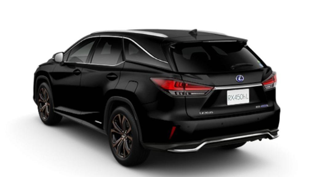 Lexus RX (2019) Exterior 007