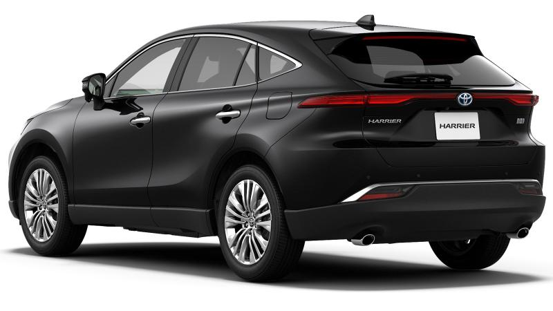 2020 Toyota Harrier sells 15 times more than expected! 02