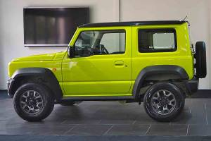 Priced at RM 169k, here's why the Malaysian-spec Suzuki Jimny is so expensive