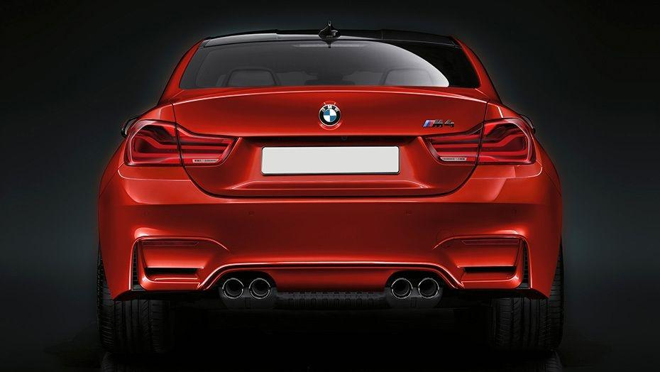BMW M4 Coupe (2019) Exterior 004