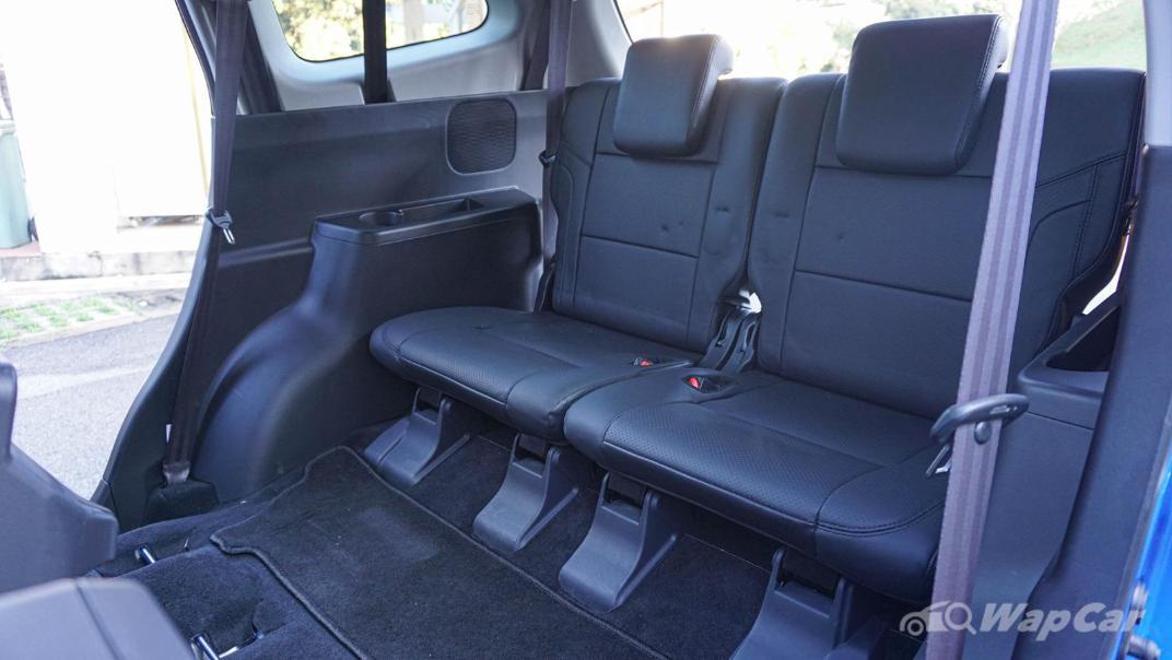 2019 Perodua Aruz 1.5 AV Interior 038