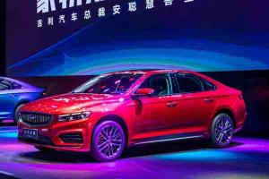 2020 Geely Preface goes on sale in China, will it be the platform of a new Proton?