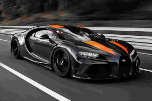 Speed Demon, So This Is Why The Bugatti Chiron's Speedo Reads To 500 km/h!