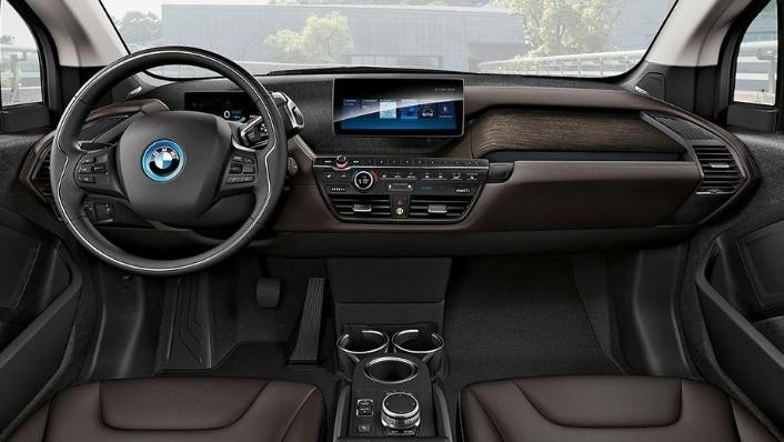 BMW i3s (2019) Interior 001