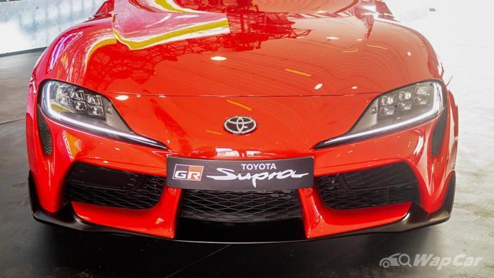 2019 Toyota GR Supra 3.0L Exterior 007