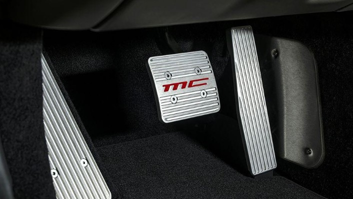 2018 Maserati GranTurismo GranTurismo MC Interior 003