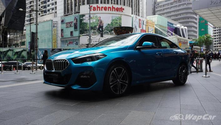 2020 BMW 2 Series 218i Gran Coupe Exterior 007