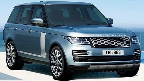 Land Rover Range Rover (2017) Exterior 003