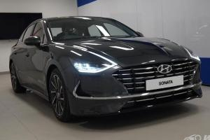 All-new 2020 Hyundai Sonata previewed in Malaysia, first right-hand drive market?