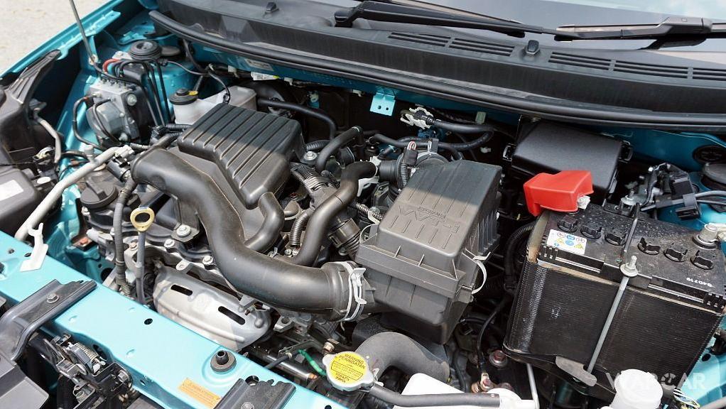 2018 Perodua Myvi 1.3 X AT Others 002