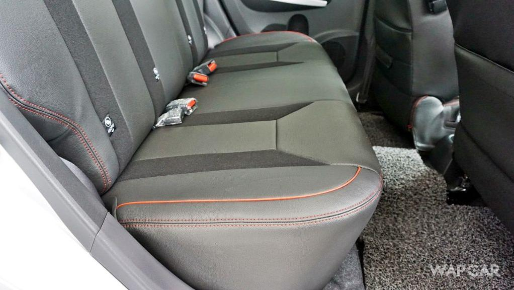2019 Perodua Axia AV 1.0 AT Interior 068