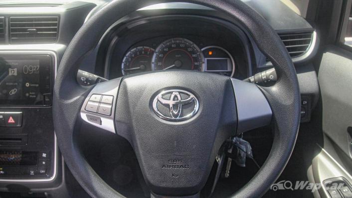 2019 Toyota Avanza 1.5S+ Interior 006