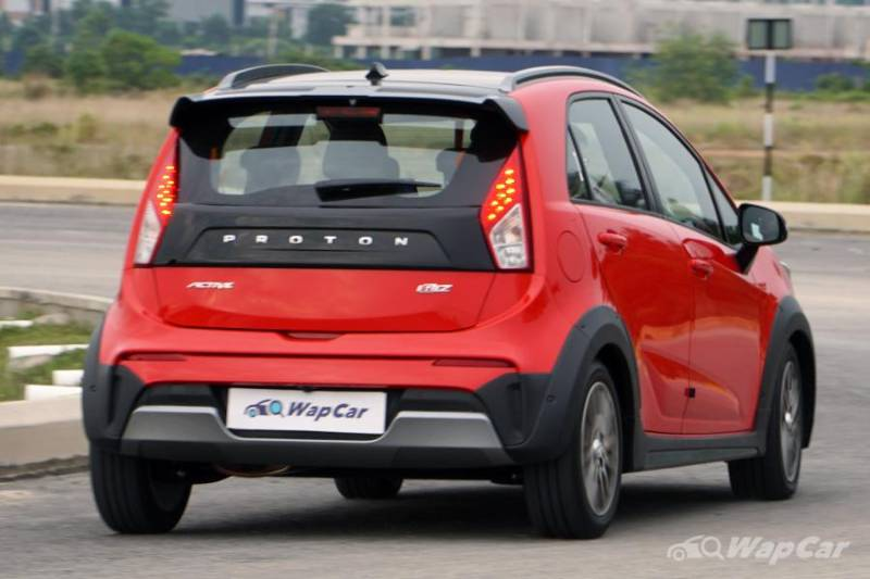 Before the Proton Iriz Active, the CrossPolo and SX4 tried to jack up a niche trend in Malaysia 02