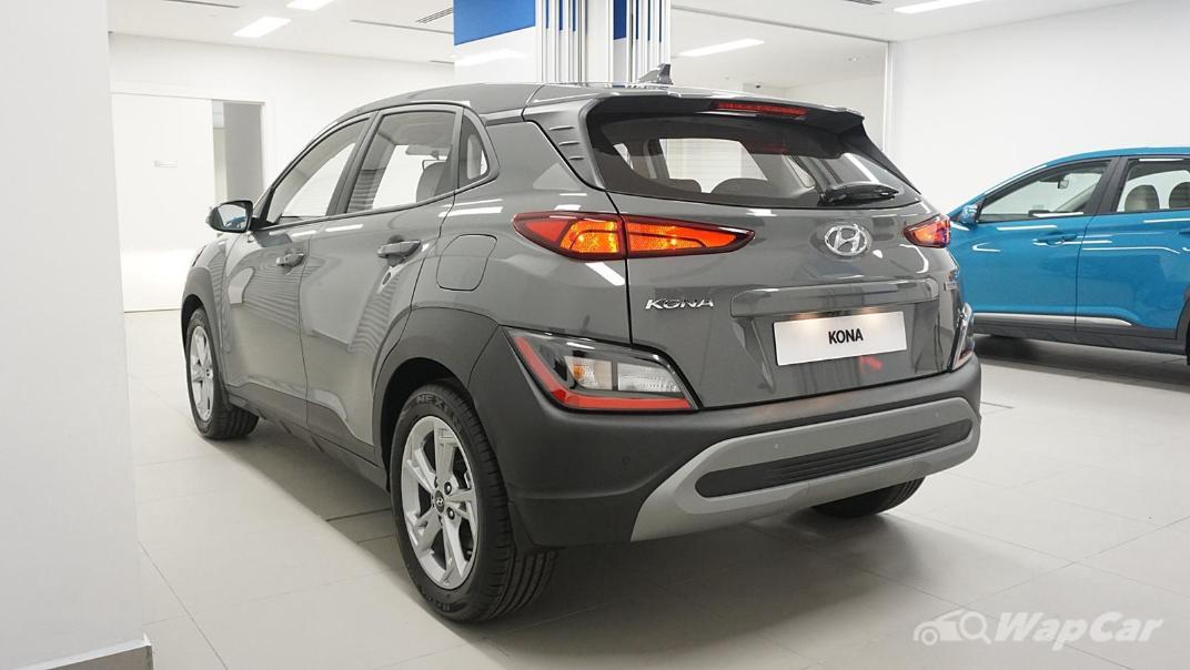 2021 Hyundai Kona 2.0 Standard Exterior 011
