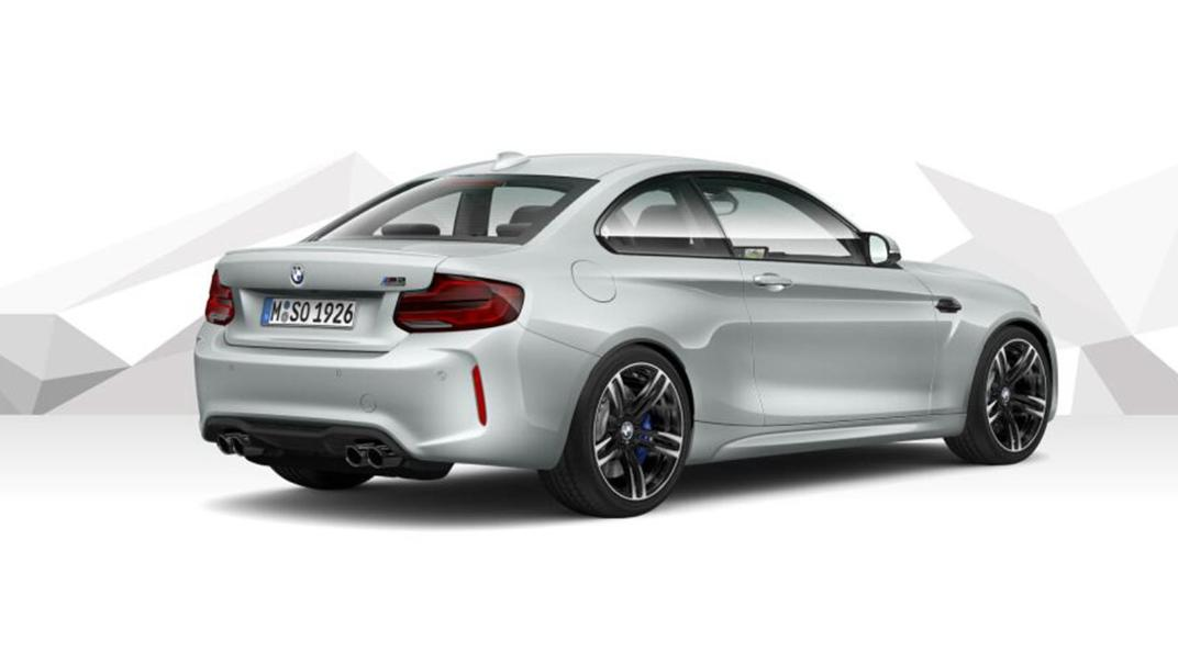 2019 BMW M2 Competition DCT Exterior 020