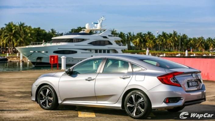 2018 Honda Civic 1.5TC Premium Exterior 008