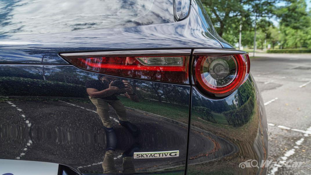 2020 Mazda CX-30 SKYACTIV-G 2.0 High AWD Exterior 010