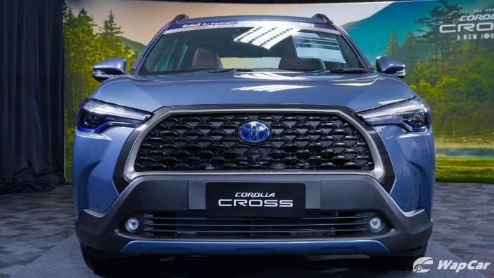 2020 Toyota Corolla Cross Exterior 006