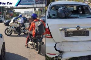 JSPT Melaka nafi konvoi VIP jadi punca kemalangan kereta-motosikal. Siapa betul?
