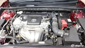 2019 Toyota Camry 2.5V Exterior 008