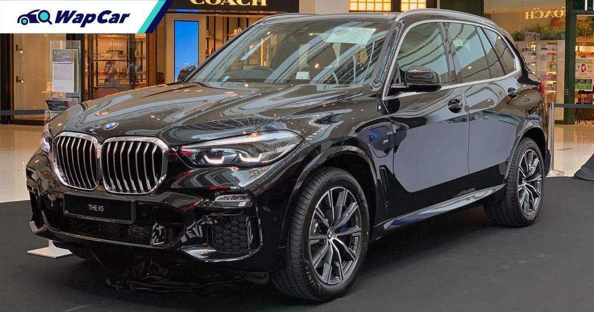 Regular 2021 BMW X5 PHEV too plain for you? A more bespoke variant is coming soon 01