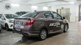 2018 Perodua Bezza 1.3 Advance Exterior 009