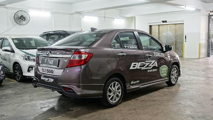 2018 Perodua Bezza 1.3 Advance Exterior 009