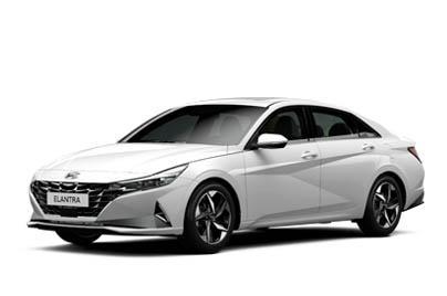 2021 Hyundai Elantra Executive