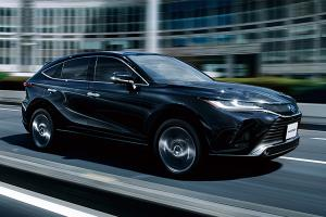 All-new 2021 Toyota Harrier launched in Singapore - from SGD 161k, TSS, 2 variants