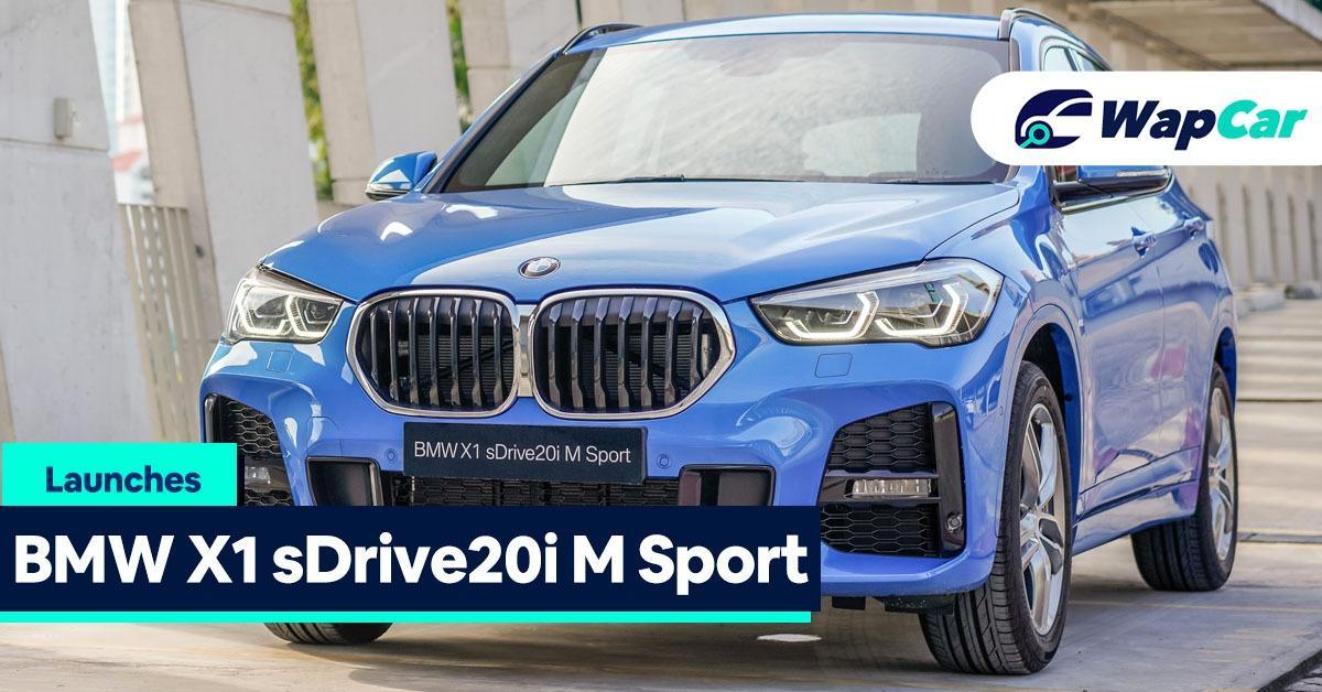 2020 BMW X1 sDrive20i M Sport