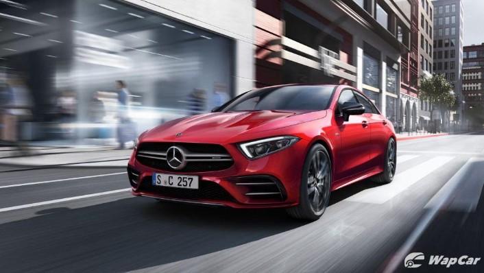 2020 Mercedes-Benz CLS Exterior 003