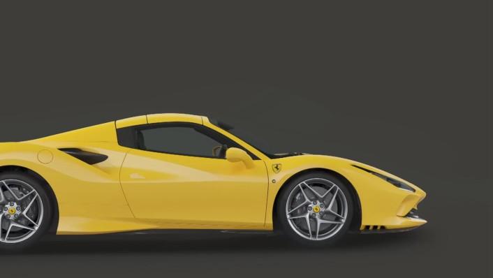2020 Ferrari F8 Tributo 3.9L Exterior 004