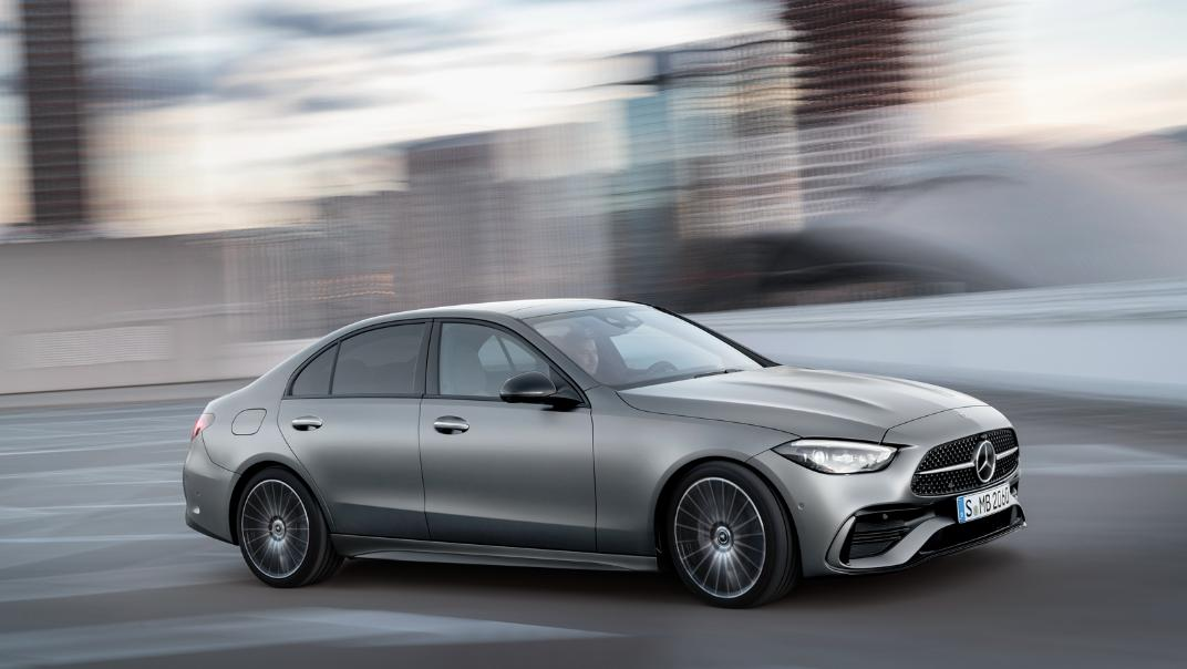 2021 Mercedes-Benz C-Class W206 Upcoming Version Exterior 044