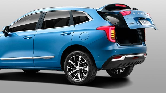 2021 Haval First Love Upcoming Version Exterior 005