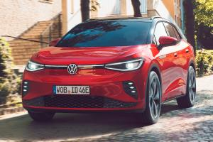 The VW ID.4 GTX is the electric, AWD Golf GTI you've been waiting for