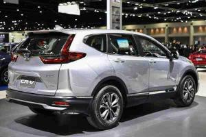 Honda Malaysia gives us a closer look of the new 2021 Honda CR-V in new teaser video