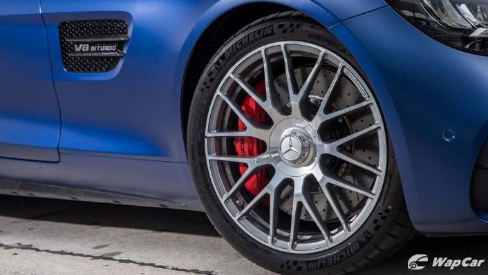 2019 Mercedes-Benz AMG GT C Exterior 010