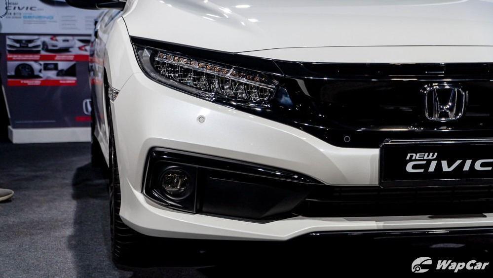 2020 Honda Civic 1.5 TC Premium Exterior 050
