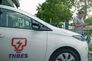 TNB is ready for EVs but consumers are not - Only 20% utilization for EV chargers