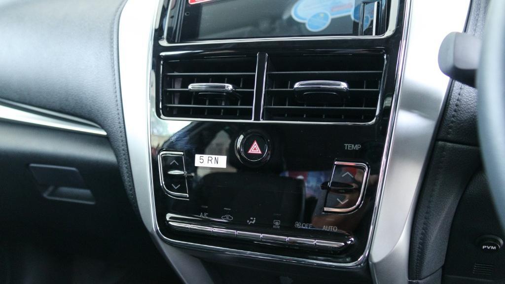 2019 Toyota Vios 1.5G Interior 012