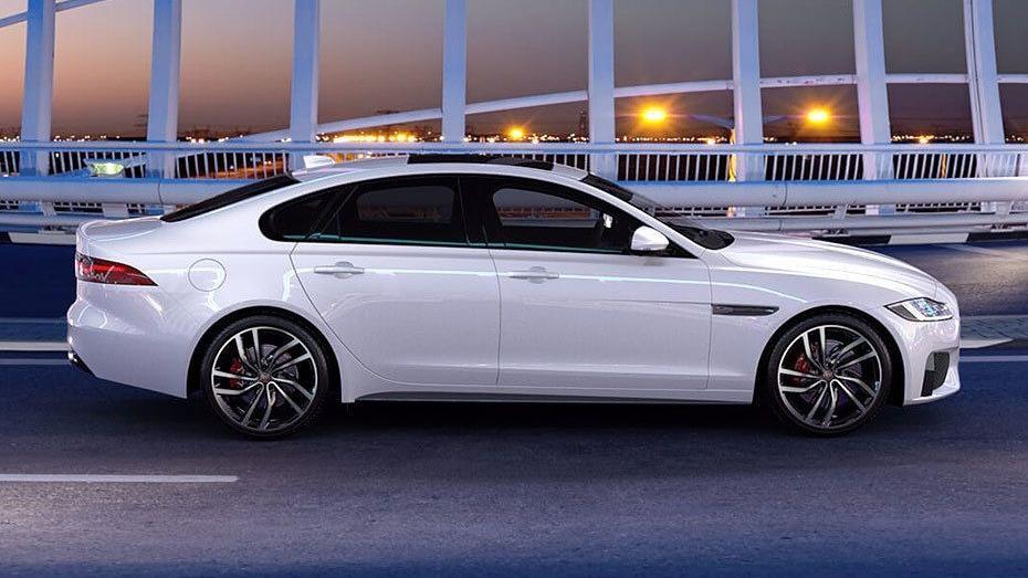Jaguar XF (2017) Exterior 004