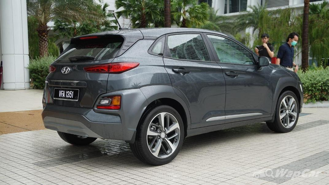 2020 Hyundai Kona 2.0 Standard Exterior 006