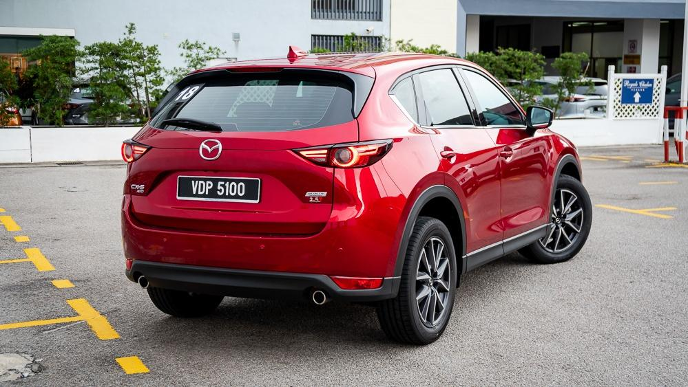 2019 Mazda CX-5 2.5L TURBO Exterior 006