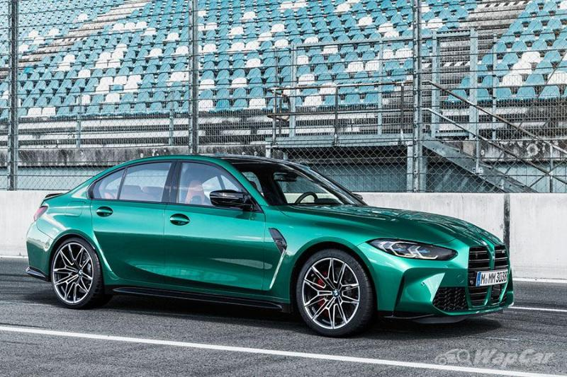 All-new 2021 G80 BMW M3 launched with madder looks and maddening power – 510 PS, 650 Nm 02