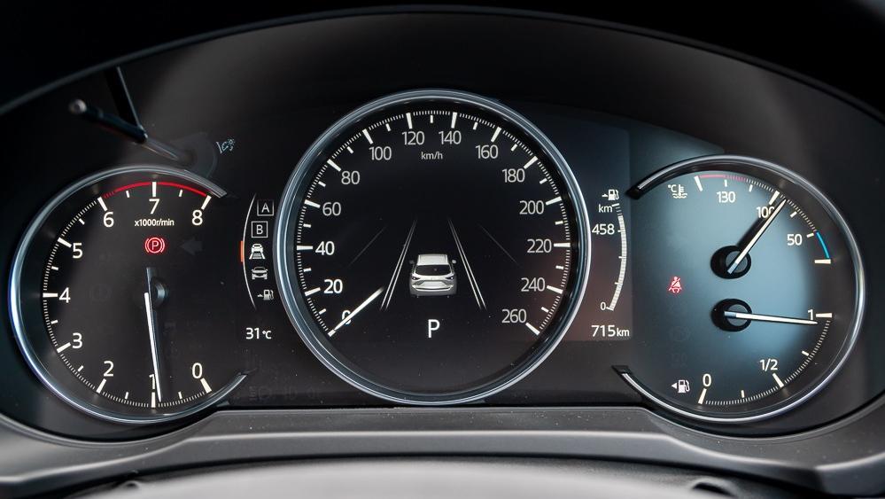 2019 Mazda CX-5 2.5L TURBO Interior 011